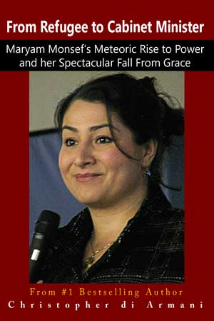 From Refugee to Cabinet Minister: Maryam Monsef's Meteoric Rise to Power and her Spectacular Fall From Grace